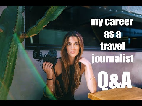 Q&A part one: All About My Career As A Travel Journalist