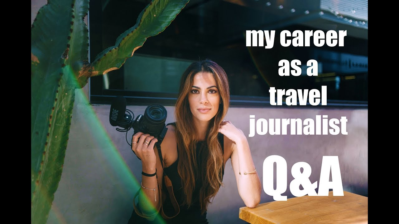 how to become a travel journalist