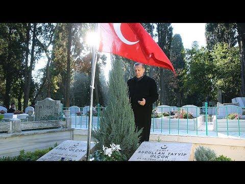 Cumhurbaşkanı Erdoğan yol arkadaşını yazdı