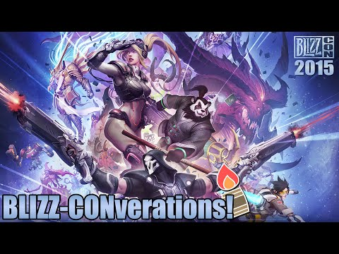 BLIZZCONversations! 2015 Run Down!