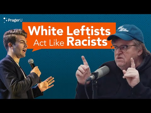 Preston Scott - Two-Minute Warning - Why White Illiberals Act Like Racists