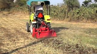 Trishul Mini Tractor
