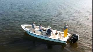 Cast Netting Bait - Capt Shawn Kelly, Sanibel Island