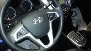 interior Hyundai i25 Sedan 2014 versin para Colombia FULL HD