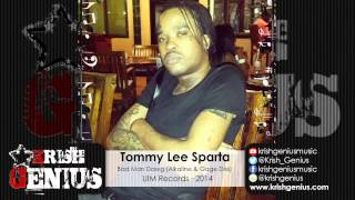 Tommy Lee Sparta - Bad Man Dawg (Alkaline & Gage Diss) December 2014