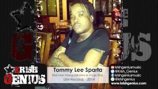 Tommy Lee Sparta - Bad Man Dawg (Alkaline & Gage Diss) December 2014