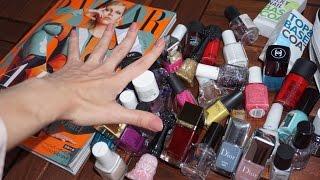 видео Если ЛАК ПОЛОСИТ? Что делать? 3 способа НАКРАСИТЬ ногти | BlushSupreme