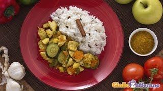 Chicken Curry - Recipe
