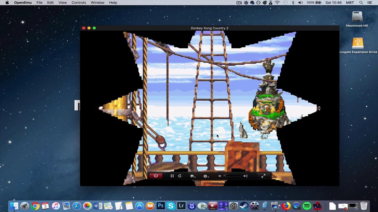 donkey kong gba emulator download