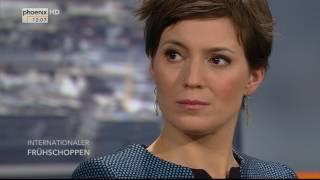 """""""Zwischen Flüchtlingsstreit und Nationalismus"""" - Internationaler Frühschoppen vom 05.03.17"""