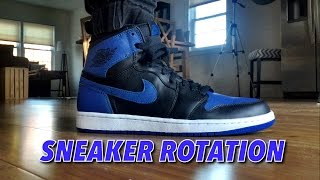 Sneaker Rotation • ALL JORDAN 1
