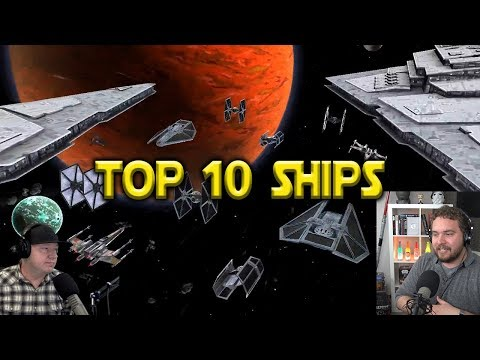 Top 10 Best Ships - March 2018 | Star War: Galaxy Of Heroes