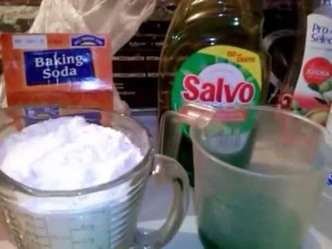 Pasta abrasiva para lavar ba os y azulejos youtube - Productos para limpiar azulejos ...