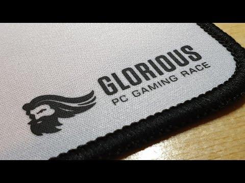 Glorious Mousepad XL. Средненький ковер за большую цену :(