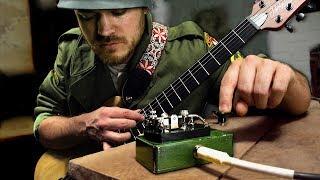 Making Music with a Telegraph Machine