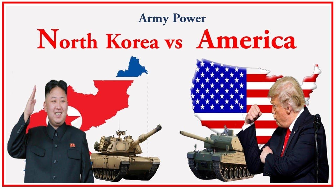வடகொரியா vs அமெரிக்கா | Army Power comparison in Tamil | Tamil Zhi | Ravi
