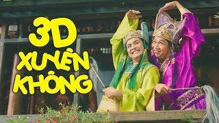 Cười Mỏi Miệng với Phim 3D Xuyên Không - Tuyển Chọn Hài Việt Hay Nhất 2019 Khiến Bạn CƯỜI TÉ GHẾ