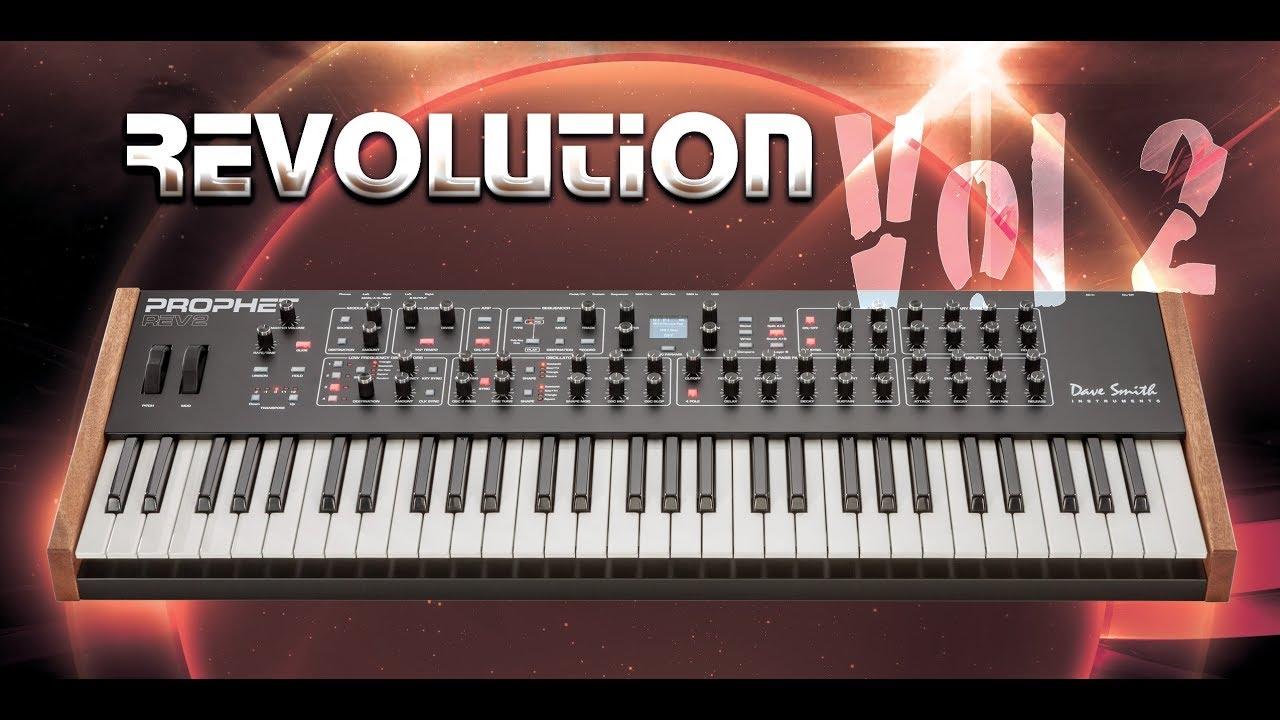 Download Revolution Vol 2 - DSI Prophet REV 2 - 61 to 90 - GEOSynths.com