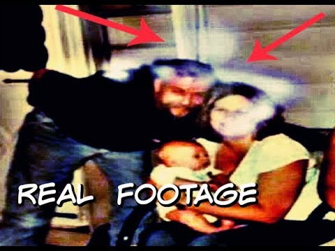 Real Ghost Sightings  Caught on Camera | Actual Footage