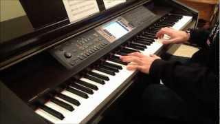 Distant Everyday Memories [Tenmon 天門 - 5 centimeters per second] HD Piano Cover