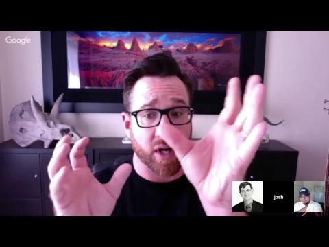 SEO Hangout's w Josh - AMAZING GOOGLE LEAKS - SEO secrets, and more!