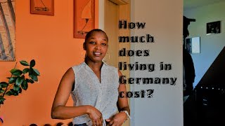 How much does living in Germany cost?