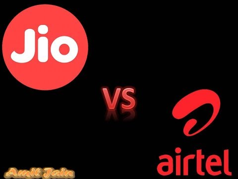 JioPhone Rival AirTel Plans AirTel Vs Jio AirTel 4G VoLTE Phone