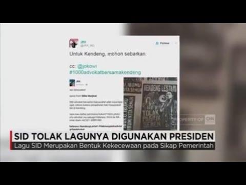 Superman Is Dead Tolak Lagunya Digunakan Presiden Jokowi Mp3