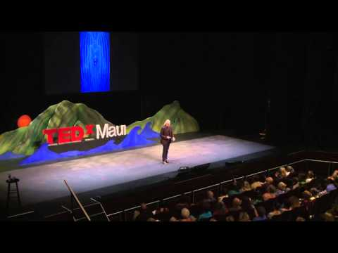 "Alex Grey at TEDxMaui 2013 - ""Cosmic Creativity - How Art Evolves Consciousness"""