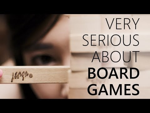 Very Serious About Board Games / Meet Those People (Web Series) - Episode 3