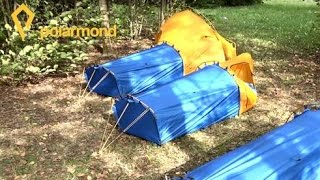Polarmond All-In-One Sleep System - Benefits, Packing and Installation