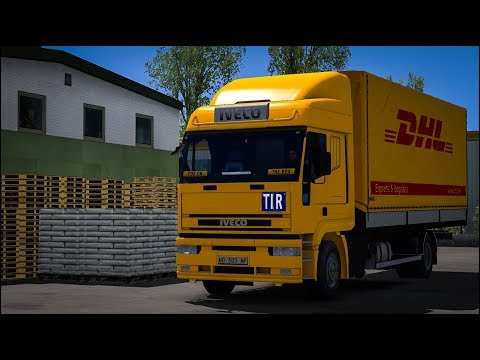 Iveco EuroStar & EuroTech | Euro Truck Simulator 2 (ETS2 1.31)