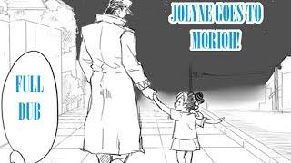 Little Jolyne goes to Morioh! [COMIC DUB]