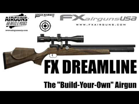 FX Dreamline - First details and images