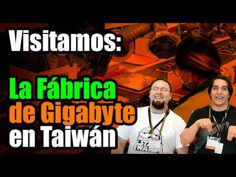 ¿Cómo se ensambla una Motherboard? Visita a la Fabrica de Gigabyte en Taiwán - Droga Digital