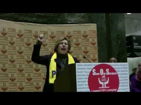 Randi Weingarten American Federation of Teachers President video by Jose Rivera 1:29:14