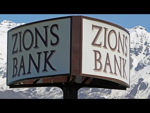 Banks That May Be Takeover Targets in 2015 Include Zions, Comerica