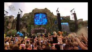 Knife Party Live @ Tomorrowland 2013 - (HD Video)