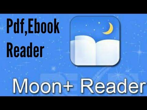 Best PDF, Ebook Reader | Moon+ Reader- App Review | All In One Reader , Ebook Reader