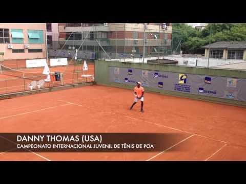 Danny Thomas | USA | Highlights | Copa Gerdau