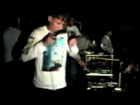 DJ ZIGGY P Boo Records (Germany) + DJ's Party ESPECTRO (8vo) Temperley Buenos Aires 11/04/93