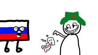 Путешествия по Москве (анимация) / Видео