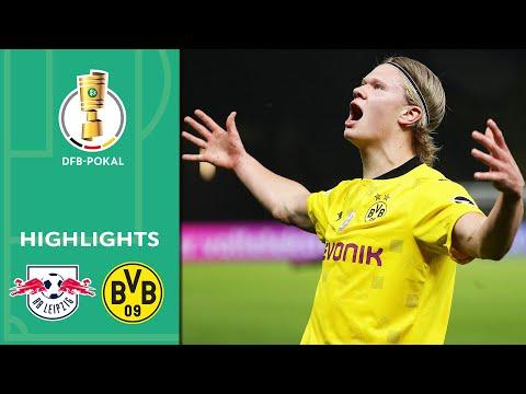 Dortmund celebrate 5th DFB-Pokal | RB Leipzig - Borussia Dortmund 1-4 | Highlights | DFB-Pokal Final