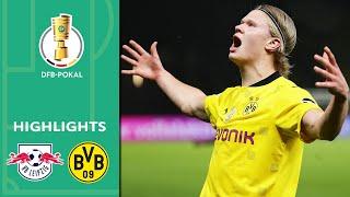 Haaland, Sancho & Co. unstoppable | Leipzig vs. Borussia Dortmund 1-4 | Highligh