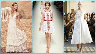 💍 Модные тенденции свадебных платьев 2018 💍