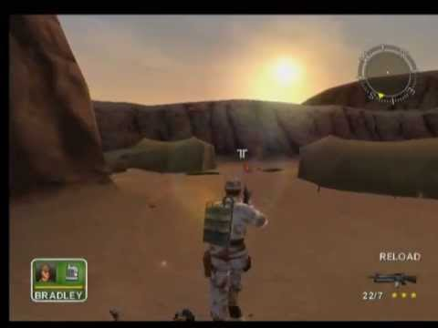 Conflict Desert Storm - Mission 1: The Invasion of Kuwait