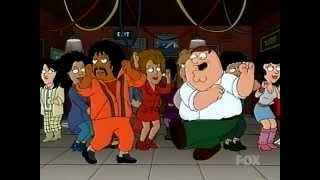 Family Guy : Dancing 80s style