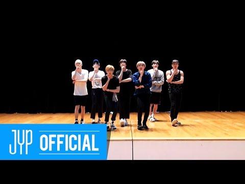 "GOT7 ""Just right(딱 좋아)"" Dance Practice"