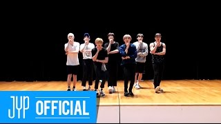 "Gambar cover GOT7 ""Just right(딱 좋아)"" Dance Practice"
