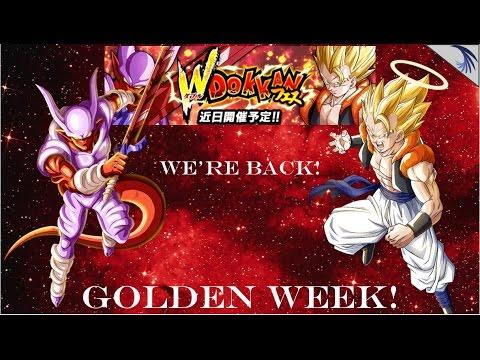 Called it! Golden Week Double Dokkan Fest! Return of Fusion Reborn: DBZ Dokkan (JP) Predictions